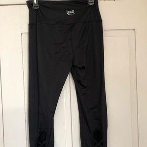 Ever last black spandex leggings like new